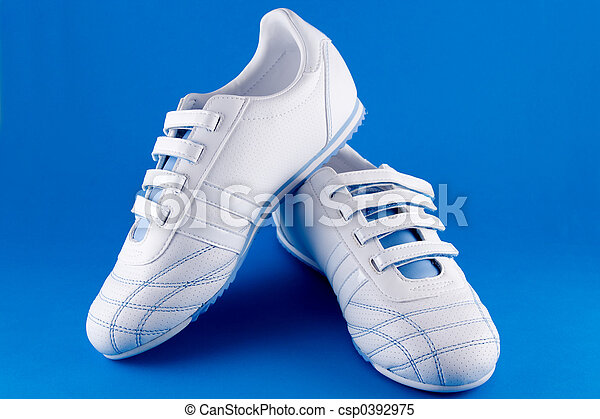White Sneakers - csp0392975
