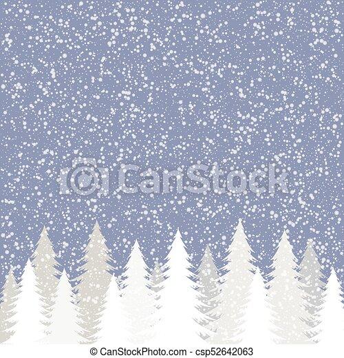 White Christmas Background.White Snow Background