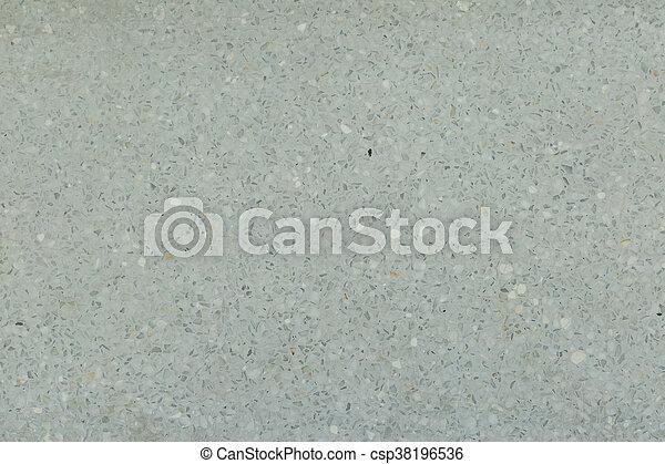 White Terrazzo Flooring