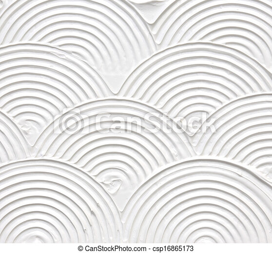 White textured acrylic painting background