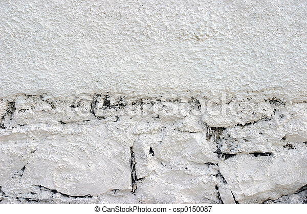 White wall abstract - csp0150087