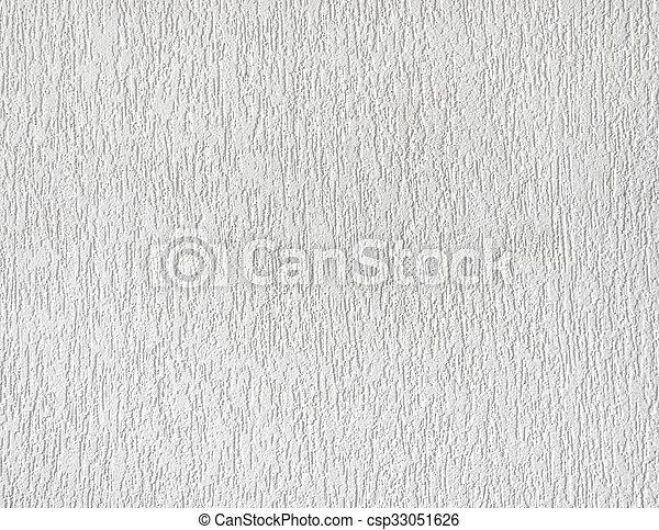 White wall texture - csp33051626
