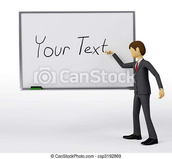 Whiteboard Presentation 02  - csp3192869
