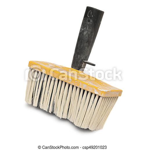 whitewashing brush - csp49201023