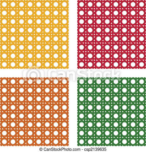 Wicker pattern - csp2139635