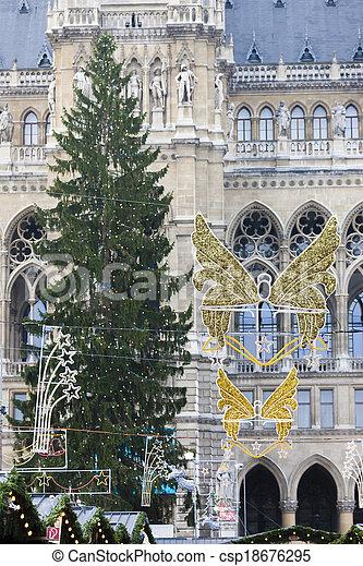 Weihnachtsdeko österreich.Wien Stadt Weihnachtsdeko österreich Vordere Halle