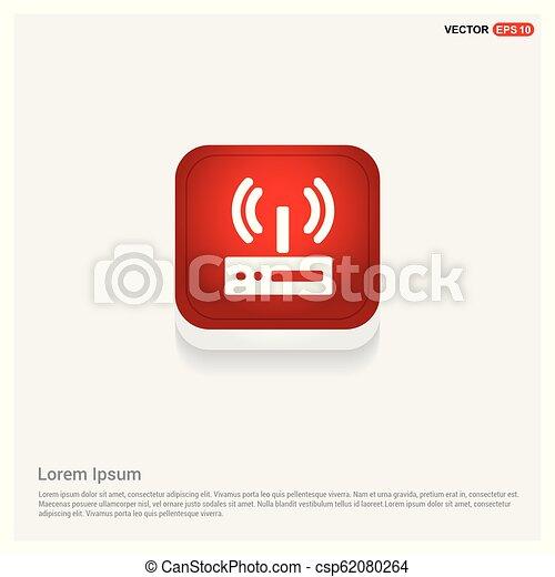 Wifi icon - csp62080264