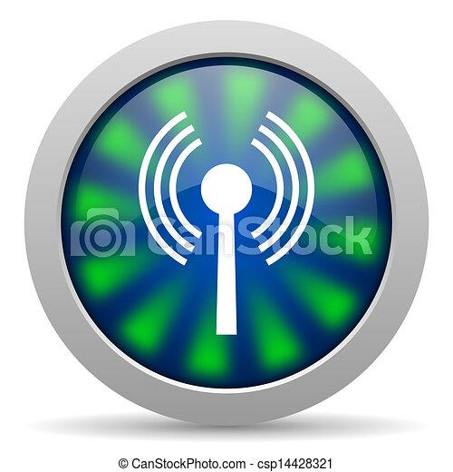 wifi icon - csp14428321