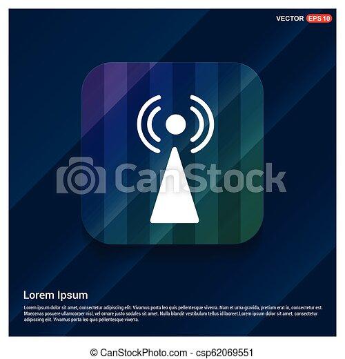 Wifi Icon - csp62069551