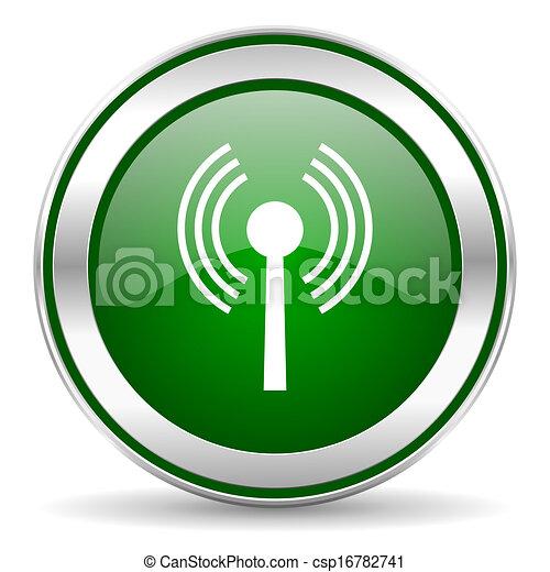 wifi icon - csp16782741