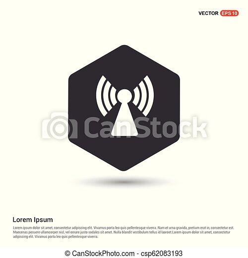 Wifi icon - csp62083193