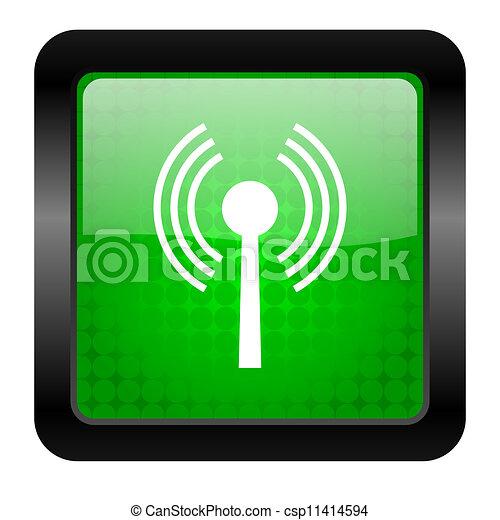 wifi icon - csp11414594