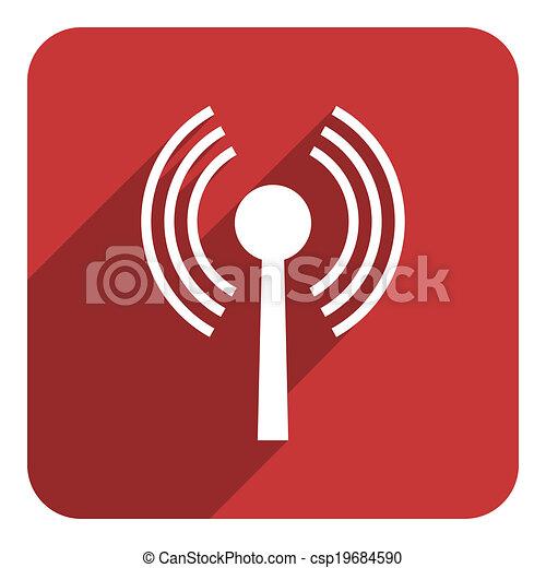 wifi icon - csp19684590