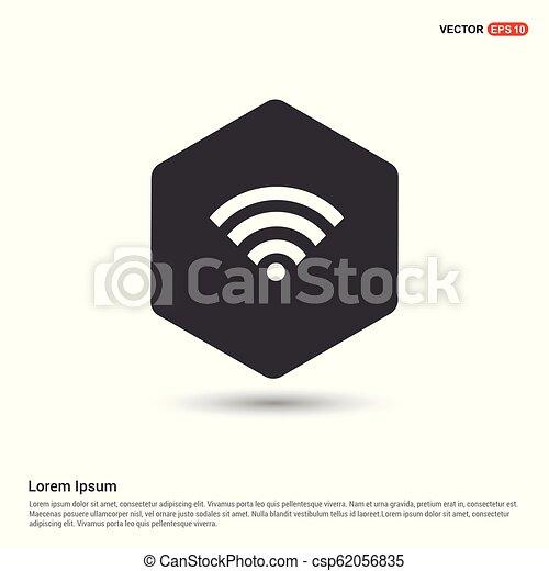 Wifi icon - csp62056835