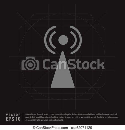 Wifi icon - csp62071120