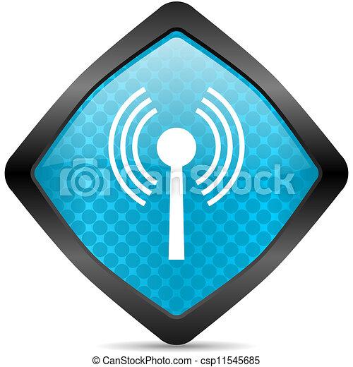 wifi icon - csp11545685