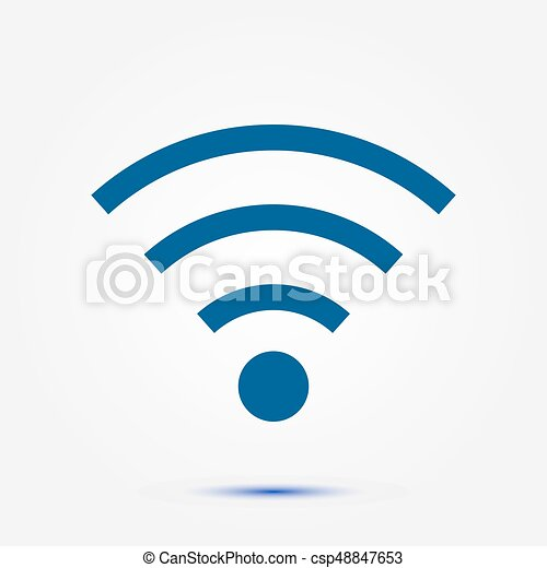 Wifi Sign Symbol Wifi Symbol Vector Wireless Network Icon Flat Design Style Canstock Find & download free graphic resources for wifi symbol. https www canstockphoto com wifi sign symbol 48847653 html