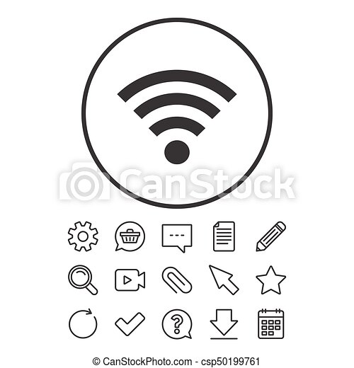 Quality Wi Fi Clipart Vector And Illustration 1312 Quality Wi Fi