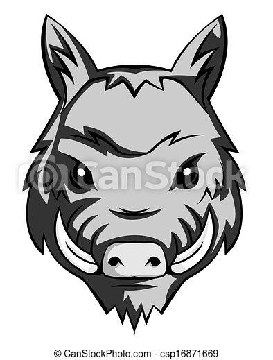 wild boar - csp16871669
