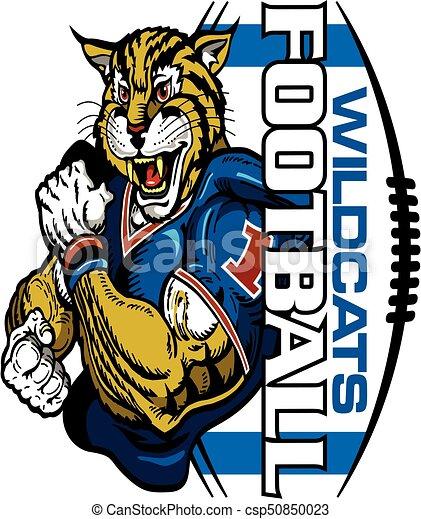 Fútbol de Wildcats - csp50850023