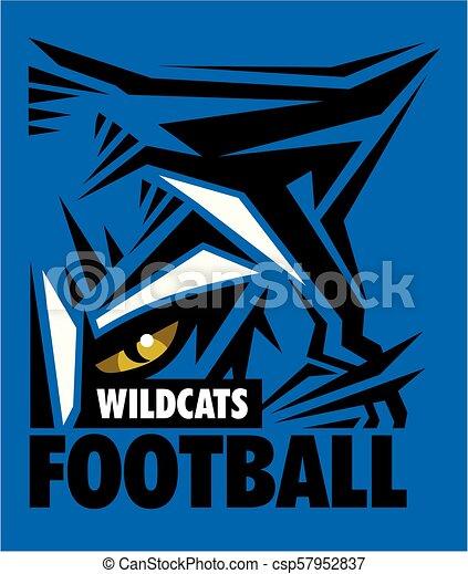 wildcats football - csp57952837
