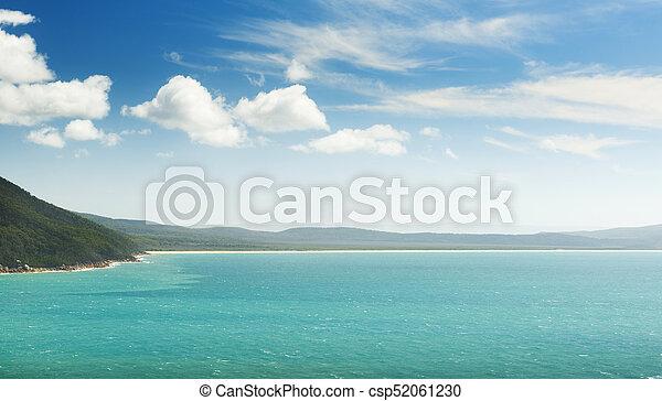 5 millas de playa promontorios Wilson - csp52061230
