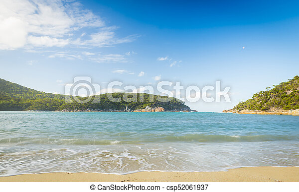 Refugio Cove Wilsons promontorio - csp52061937