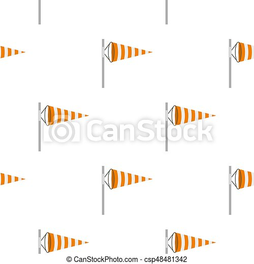 Wind direction indicator pattern seamless background in ...