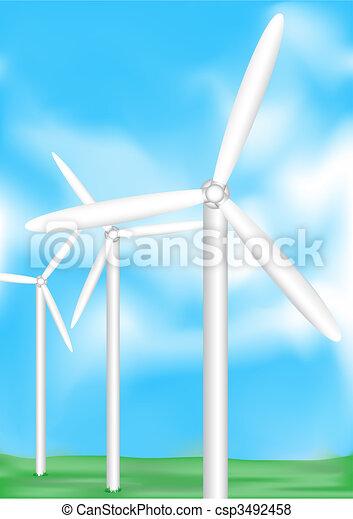 Wind electric - csp3492458