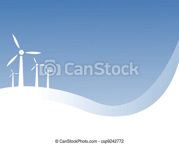 Wind power - csp9242772