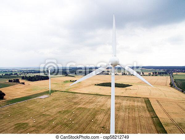 Wind power - csp58212749