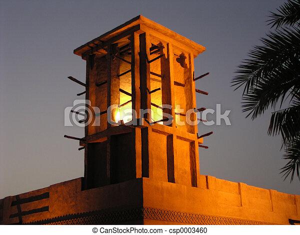 Wind Tower (Dubai) - csp0003460
