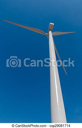 wind turbine  - csp29081714