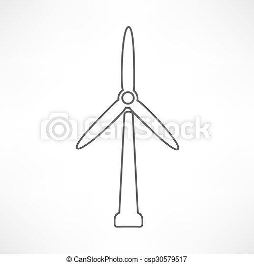 Wind Turbine - csp30579517