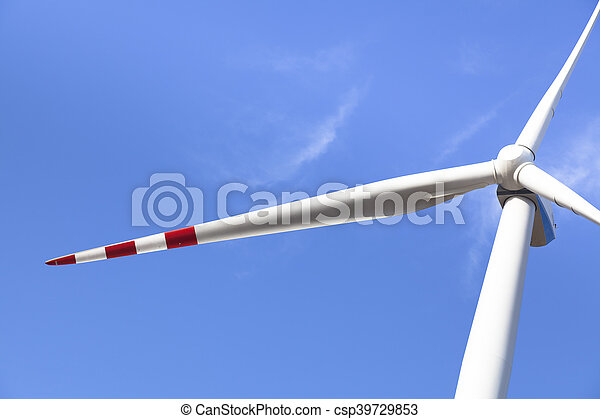 Wind Turbines,alternative energy source - csp39729853