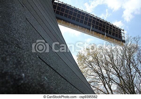 Alte Windmühle - csp9395562