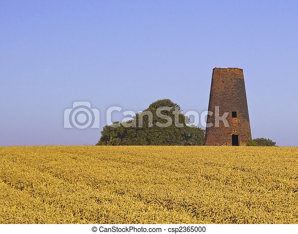 windmühle, altes  - csp2365000
