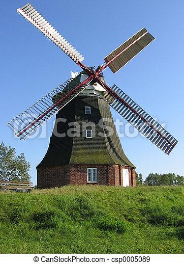 Windmill - csp0005089