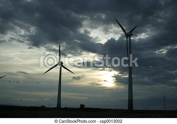 Windmills - csp0013002