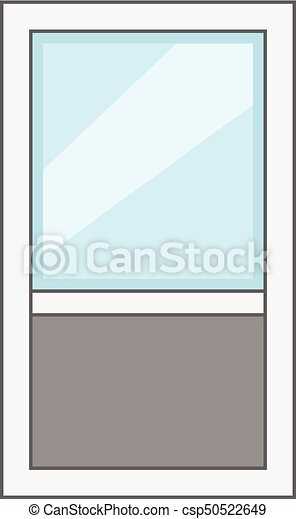 Window frame icon, cartoon style. Window frame icon. cartoon ...