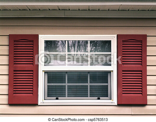 Window shutters - csp5763513