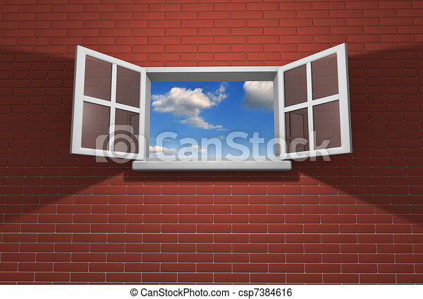 Window - csp7384616