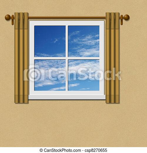 Window - csp8270655