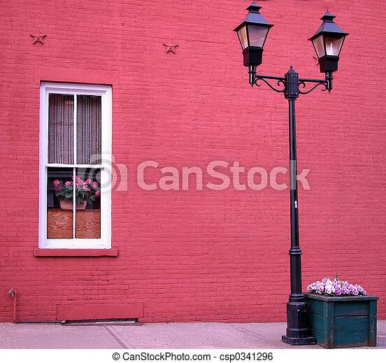 Window Wall - csp0341296