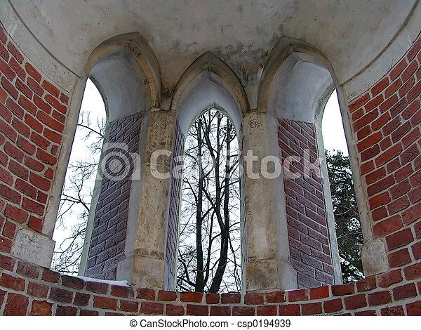 Brückenfenster 2 - csp0194939