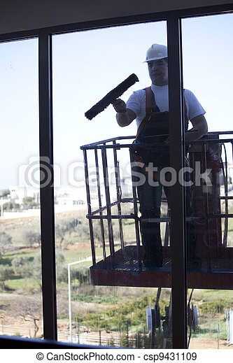 Limpiar ventanas - csp9431109