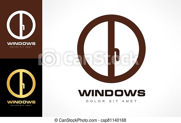 windows logo vector design - csp81140168