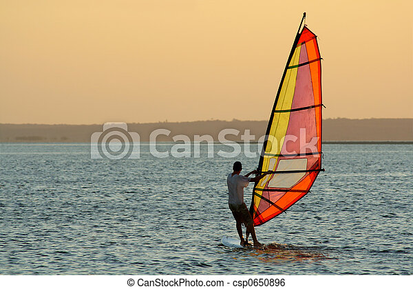 Windsurfer  - csp0650896