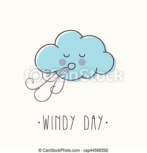 Windy Clip Art
