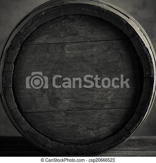 wine barrel - csp20666523
